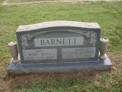Mary Alice <i>Hodge</i> Barnett