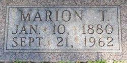 Marion T. Ashworth