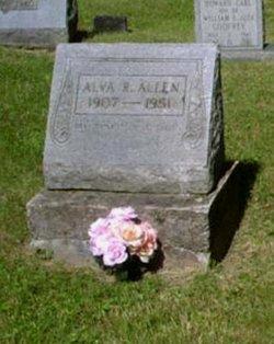 Alva Russell Alvy Allen