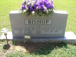Mattie Lou <i>Clay</i> Bishop