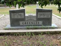 Estel <i>Swearengin</i> Greenlee