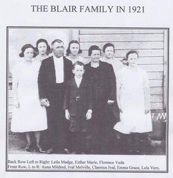 Grace Emma <i>Herring</i> Blair