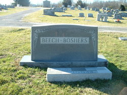 Doris Marie <i>Boshers</i> Beech Brooks