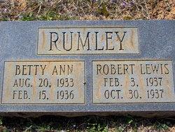 Betty Ann Rumley
