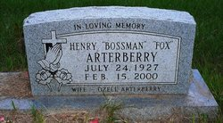 Henry Bossman Arterberry