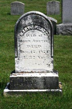 Mary J. <i>Pratt</i> Austin