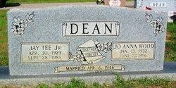 JoAnna <i>Hood</i> Dean