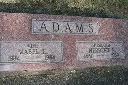 Herbert S. Adams