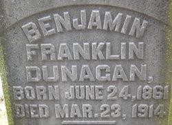 Benjamin Franklin Dunagan