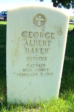 George Albert Baker