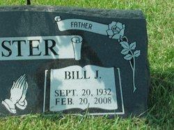 Bill J. Buster