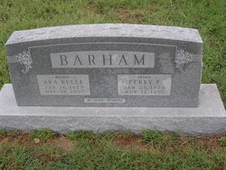 Ara Belle <i>Grantham</i> Barham