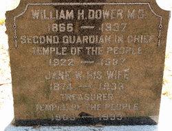 Jane W Dower