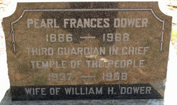 Pearl Frances Dower