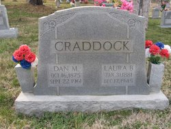 Laura Belle <i>Jaggers</i> Craddock