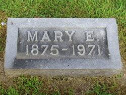 Mary Eliza Mother B <i>Killion</i> Blackburn