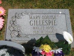 Mary Louise <i>Herod</i> Gillespie