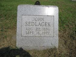 John Sedlacek