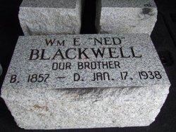 William Edward Ned Blackwell