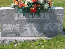 Lillian OpaL <i>Logsdon</i> Craddock