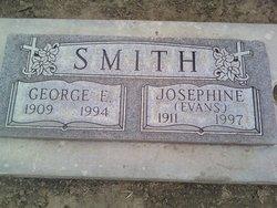 Josephine Esther Jo <i>Northrup</i> Evans Smith