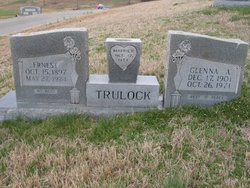 Glennie A <i>Craddock</i> Trulock