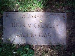 John Michael Crowley