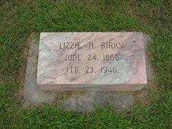 Lizzie A. Birky