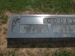 Myra Helena Cooper