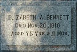 Elizabeth A. Bennett