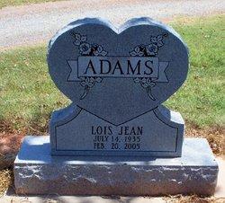 Lois Jean Adams