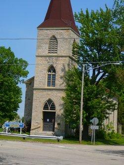 Christ Evangelical Church Cemetery