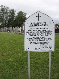 Saint-Leonard-Parent Cemetery