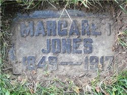 Margaret <i>Williams</i> Jones