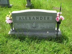 Melvin Andrew Alexander