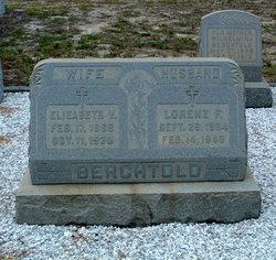 Elizabeth V. <i>Heitz</i> Berchtold