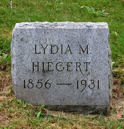 Lydia <i>Burleigh</i> Hiegert
