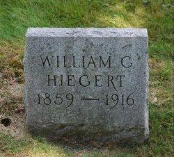 William G Hiegert