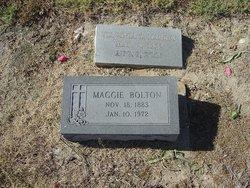 Maggie Elizabeth <i>Howard</i> Bolton