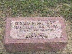 Ronald R Ballenger