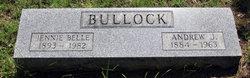 Andrew J Andy Bullock