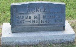 Hiram A. Ackley