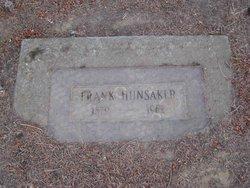 Frank Hunsaker