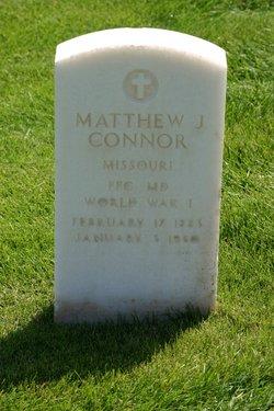 Matthew J Connor