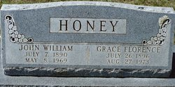 John William Popcorn Honey