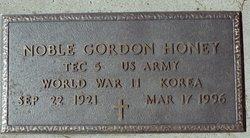 Noble Gordon Honey