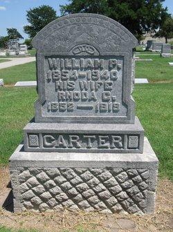 William Peregrine Carter