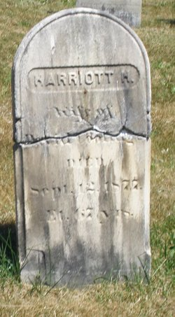 Harriet <i>Randall</i> Coolidge