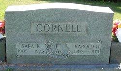 Harold H Cornell