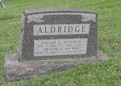 Denton B Aldridge